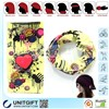 Microfiber Tube Headwear Catalog|Unitgift Industrial Co., Ltd.