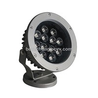 CE Rohs approved IP65 EIPstar chips 12W 1020lm outdoor led floodlight