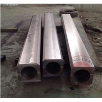 Custom Pressure Vessel Heavy Steel Forgings 250 Ton , Cylinder Piston Flange Forgings