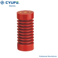Epoxy cast support insulator of switchgear