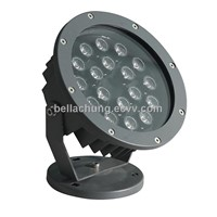 CE Rohs approved EPIstar chips IP65 1530lm18W walkway led floodlight