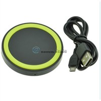 Qi Wireless Power Pad Charger for iPhone Samsung Galaxy S3 S4 Note2 Nokia Nexus#