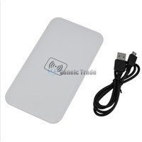 Wireless Power Pad Charger for iPhone Samsung Galaxy S3 S4 Note2 Nokia Nexus