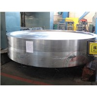 low pressure rotor SA-182 F6a Heavy Steel Forgings Open die For steam generator