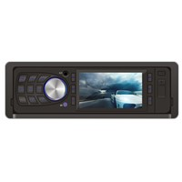 3inch tft lcd car dvd with usb sd rear view camera input