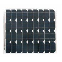 40W solar panel with TUV CE ISO