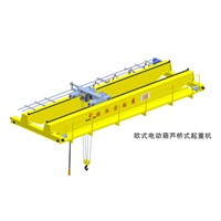 Double Girder Overhead Crane,Bridge Crane