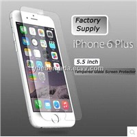 Clear Glossy Tempered Glass Protective Film For 4.7'' And 5.5'' iphone 6 Screen Protector
