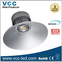 80W Bridgelux UL Led High Bay Light, 5 Years Warranty Led High Bay Lighting