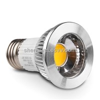 COB PAR20 LED 5W Spot Light Warm 85-265V E27 Lamp