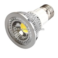 CE&RoHS Approved PAR20 COB 5W LED Spotlight