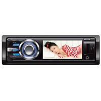 In dash one din car dvd player with 3inch tft lcd display
