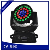 LED Moving Head Wash Zoom 37 X 9W RGB 3in1 (ES-B010)