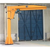 Cheap and fine BZ Pillar slewing jib crane