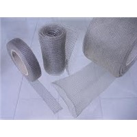 Stainless Steel Knitted Wire Mesh Filter Disc