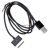USB 3.0 40Pin Sync Data Charge Cable for Asus Eee Pad TF300T TF201 TF101G TF700T