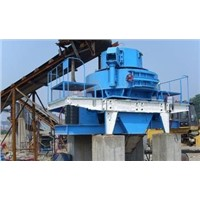 VSI series vertical shaft impact crusher(sand making machine)