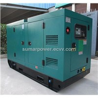 Water Cooled Diesel Engine Generating Set