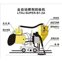Welding Tractor Flux Recovery  Machine