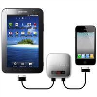 portable mobile power with touch screen, digit display