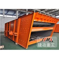 vibrating screen for mining