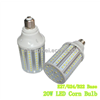 E27/E40/G24/B22 LED Corn Bulb, Epistar SMD5050,20W led cube light