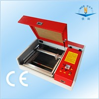 high quality MINI CO2 LASER machine 3040 with cheap price