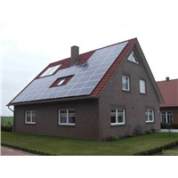 5 KW on-grid solar system