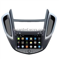 Wholesale Android Car Audio System Chevrolet Trax 2014 Car Navigation GPS With 1080P HD Video