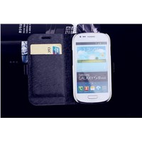 Luxury PU Leather Wallet Case Stand Cover for Samsung Galaxy Note 3