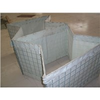 Galvanized after Welding Hesco Bastion
