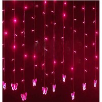 Outdoor Decorative Holiday LED Icicle Light