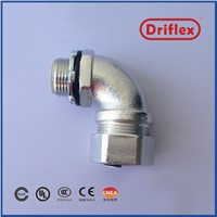 Stainless Steel 90d Electrical Wire Flexible Connector