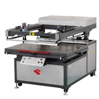 Tmp-90120 Oblique Arm Type Flat Screen Printer Manufacturer in China