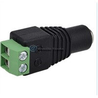 5.5*2.1mm LED Strip DC Connector Female DC Jack CCTV CAM