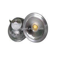 EA LED Reflector AR111 G53 14 Watt COB LEDs, AC85-265V or AC/DC12V