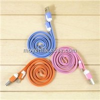 Flat USB cable for Samsung Galaxy Note 3