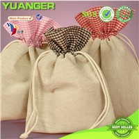 High quality cheapest jute burlap gift bags