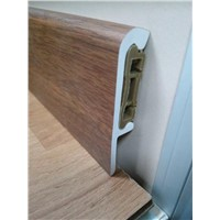 FDF75 PVC Skirting for Laminate Floor