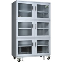 XDC-2000 Eureka Ultra Low Humidity Dry Cabinet for PCB, IC, Moisture Sensitive Devices