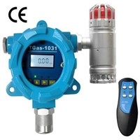 High precision fixed flammable gas detector detector and alarm with high quality CO2 = 0-5% vol