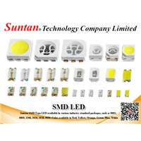 Suntan SMD LED Series