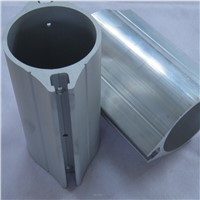 aluminium tubes anodized with many surface treatment
