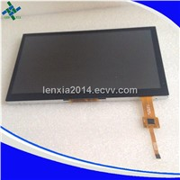 Factory Hot sale 800*480 7 inch TFT lcd module with capacitive touch panel available