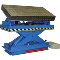 High Quality Mobile hydraulic  Lifting Platform supplier