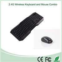 Promotional Low Price 2.4g Wireless Keyboard and Mouse Combo