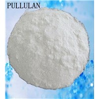 Pullulan used as film former of hard or softgel capsule shell