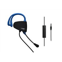 for PS4 Mono Earphone In-Line Chat Headset