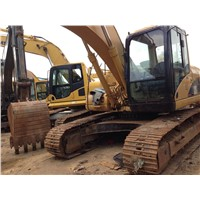 Used Caterpillar 320CL Crawler Excavator