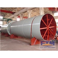 Building materials mineral slag dryer